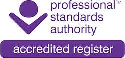 Professional Standard Authority, with which Heather Adams is accredited